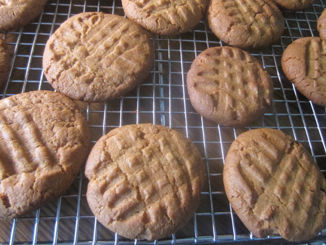 Name:  Cayenne Peanut Butter cookies.JPG