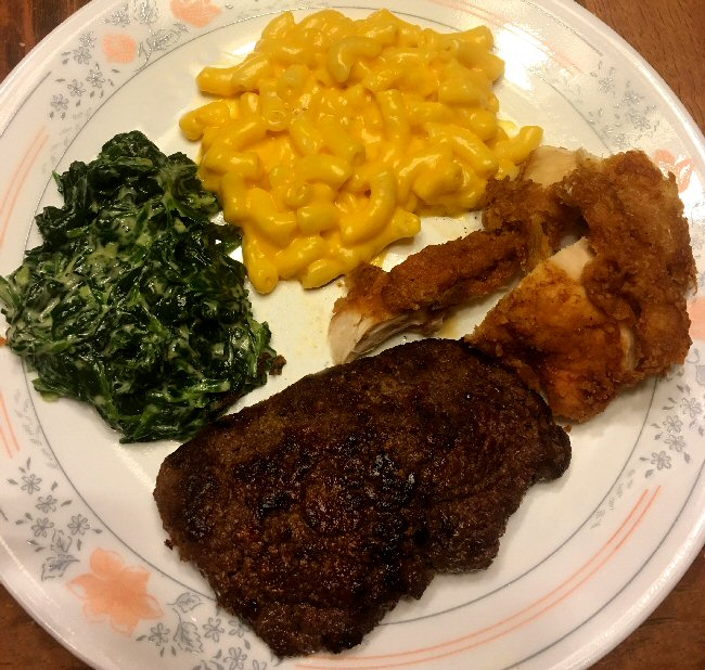 Name:  chicken_steak_mac_cheese_spinach_021019_IMG_5387.JPG Views: 87 Size:  122.9 KB