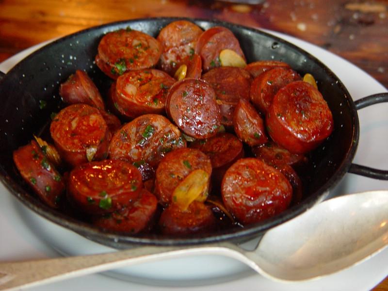 Southern Mexican Green Chorizo...W/pics. - Net Cooking Talk