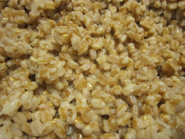 Name:  Farro, pearled 2, cooked.JPG