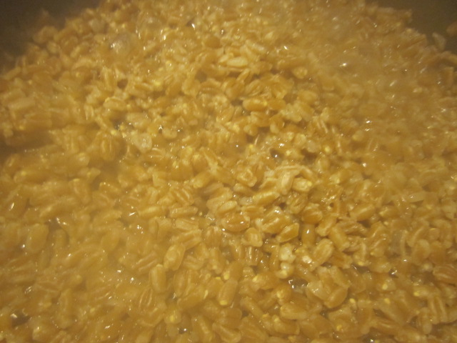 Name:  Farro, whole 2, cooked.JPG