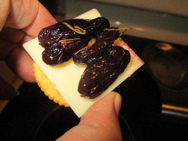 Moondrops and cheese.JPG