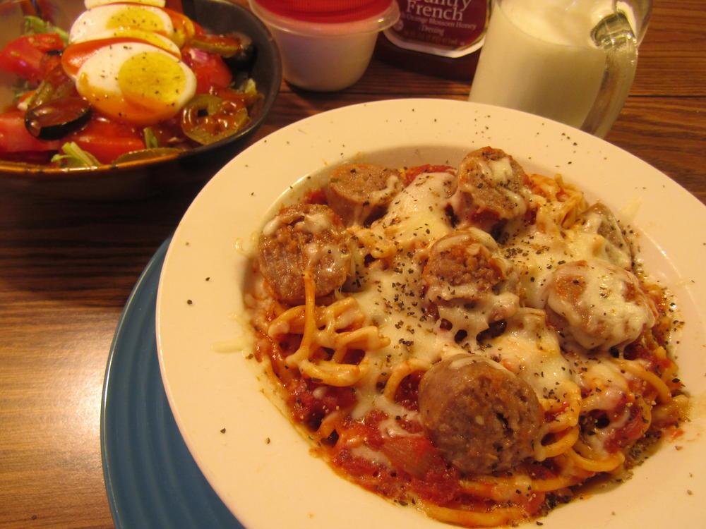 Name:  Pasta with Sausage & Mozzarella.jpg Views: 31 Size:  104.3 KB