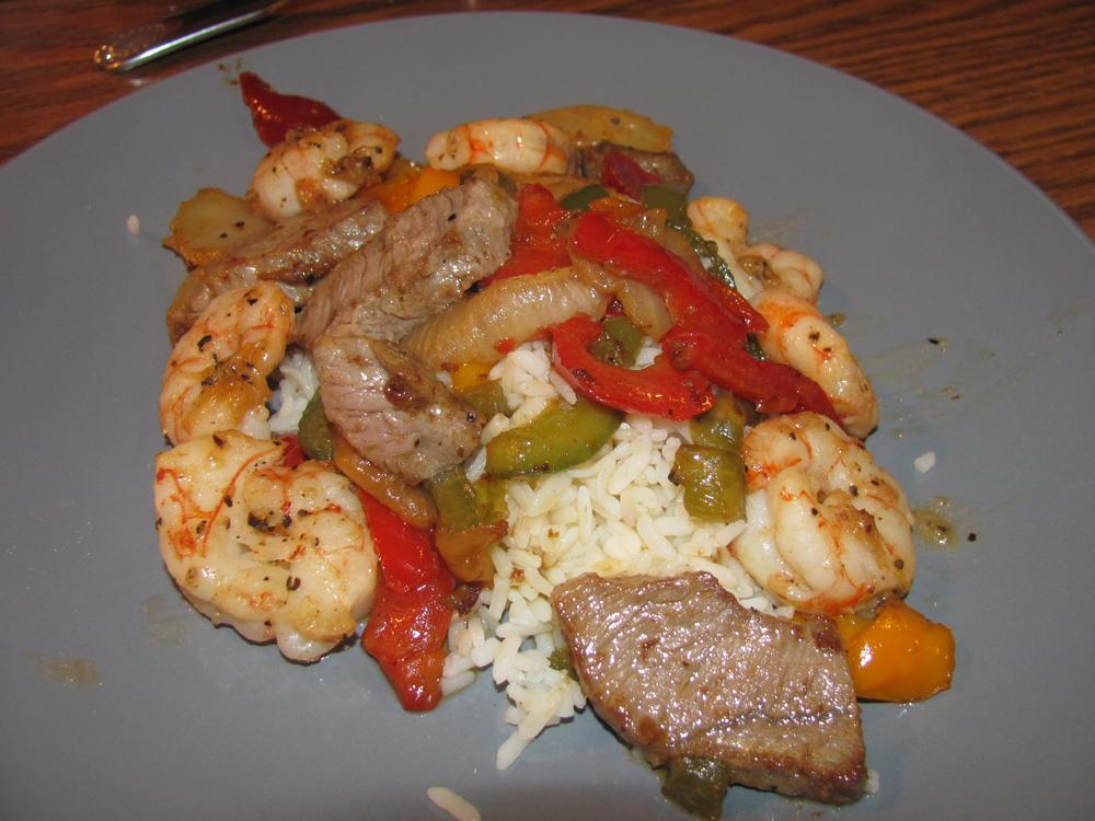 Name:  Pepper Steak & Shrimp.jpg Views: 86 Size:  94.6 KB