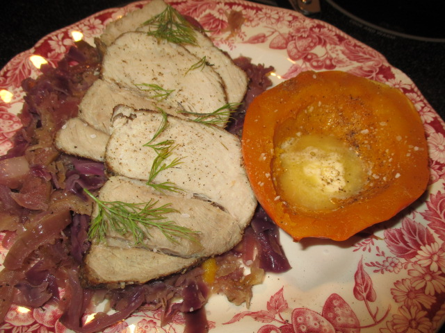 Pork and cabbage plated.JPG