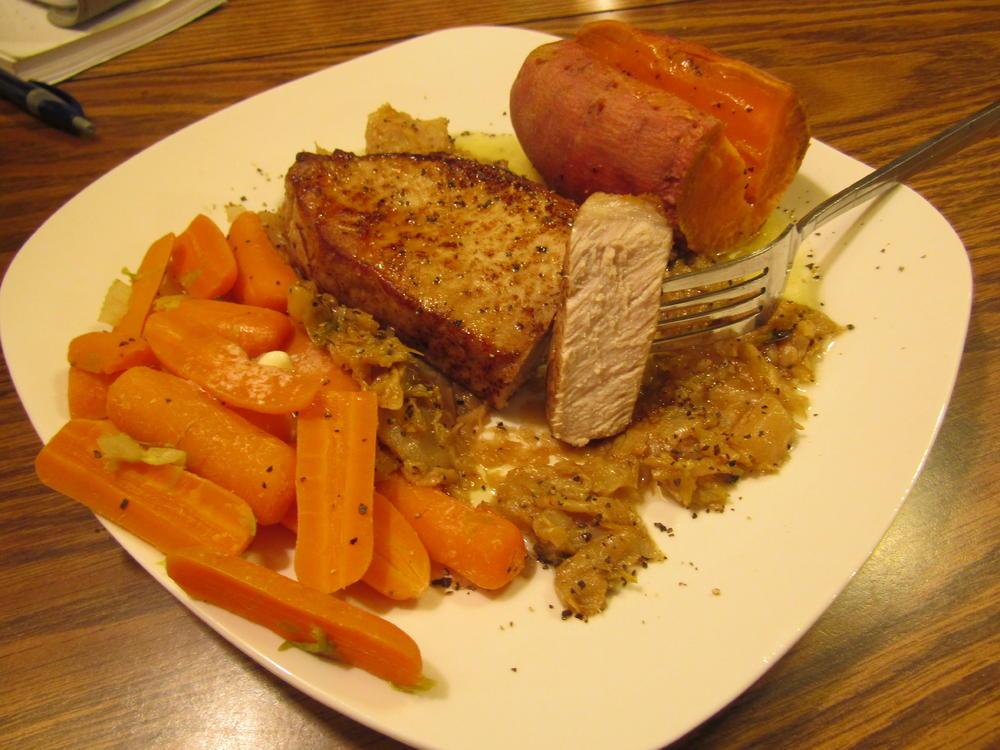 Name:  Pork Chop, Skillet Cabbage.jpg Views: 85 Size:  107.3 KB