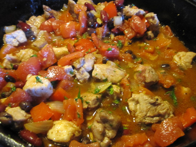 Pork loin chili, before simmering.JPG