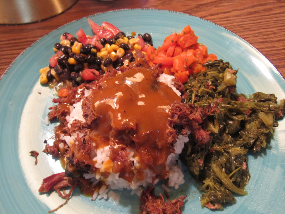 Name:  Pulled Pork over Rice.jpg Views: 45 Size:  120.3 KB