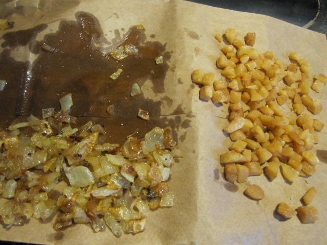 Name:  Salt pork with onions, draining.JPG Views: 359 Size:  117.1 KB