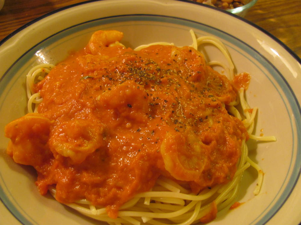 Name:  Shrimp in a Vodka Sauce.jpg