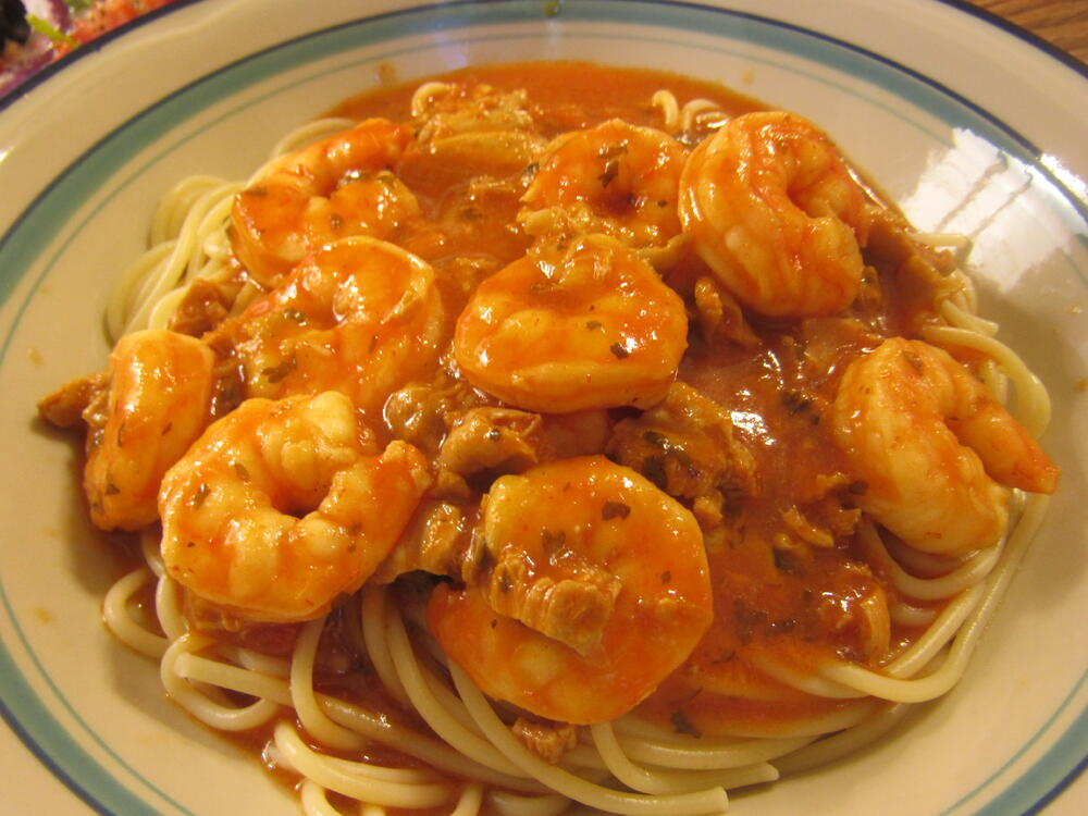 Name:  Spaghetti with Clams & Shrimps.jpg