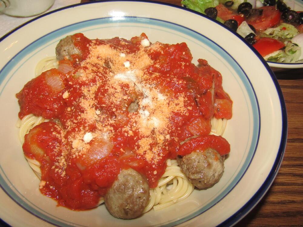 Name:  Spaghetti with Sausage.jpg Views: 48 Size:  132.5 KB
