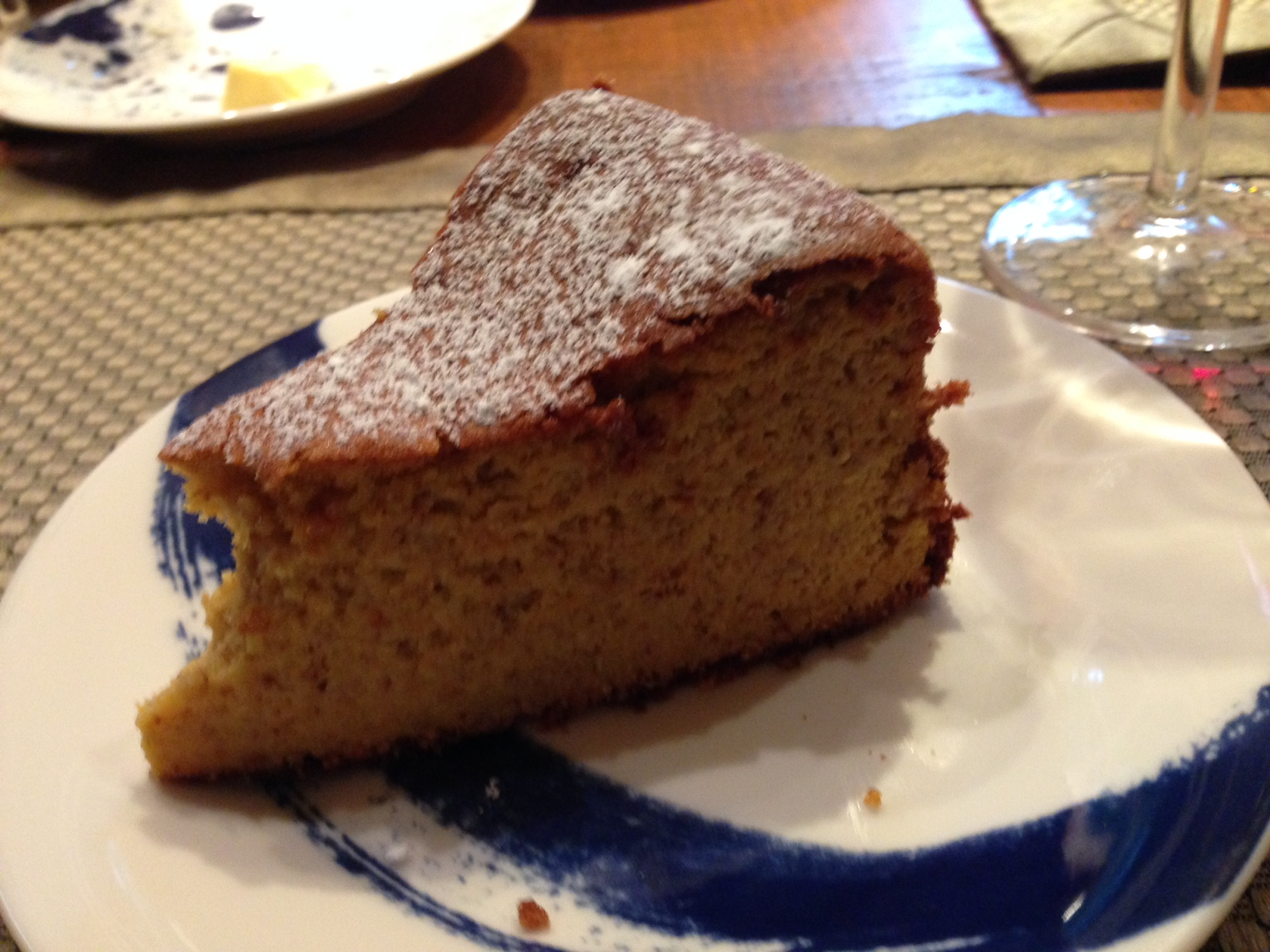Tunisian brown cake.JPG