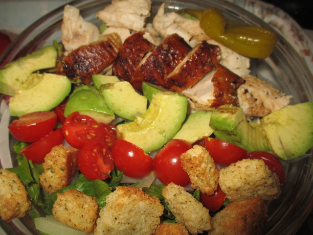 Turkey salad bowl.JPG