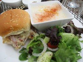 Sandwich and chowder.JPG